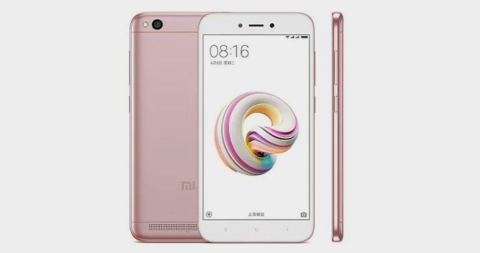 Xiaomi Redmi 5A with MIUI 9 Launched to Deliver 8-Day Battery Life