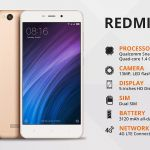 Xiaomi Redmi 4A Features