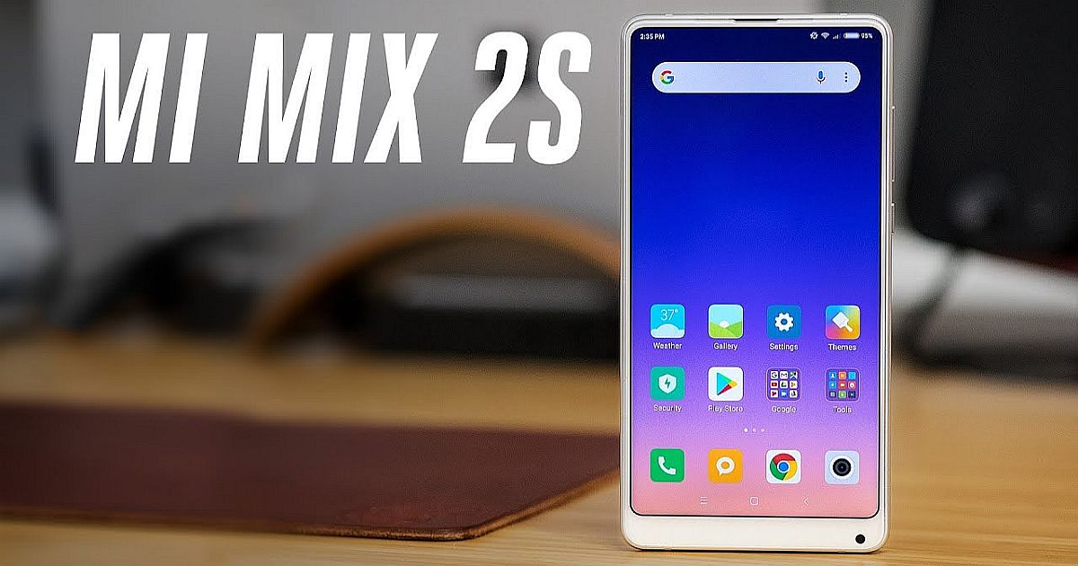 Xiaomi Goes from Bad to Great with Xiaomi Mi Mix 2S